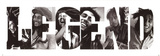 LEGEND: Bob Marley Kunstdrucke