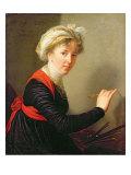 Self Portrait, 1800 Giclée-Druck von Elisabeth Louise Vigee-LeBrun
