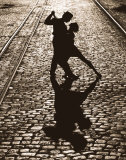 De laatste dans Poster