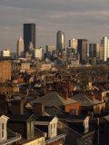 Pittsburgh Cityscape Fotografisk trykk av Lynn Johnson