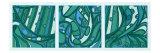 Aqua Fission I Prints by Tina Kafantaris