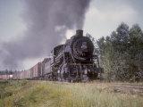 Duluth and Northeastern Railroad 2-8-0 Steam Locomotive No.27 Photographic Print by Kent Kobersteen