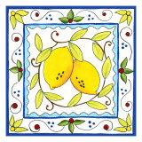 Rustic Tile III Prints by Chariklia Zarris