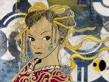 Lady Kyoto Prints by Pascal Suprapto Schmid