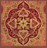 Persian Tiles I Prints by Paula Scaletta