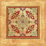 Italian Tile VI Print by Paula Scaletta