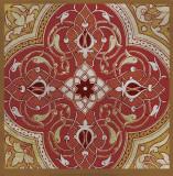 Persian Tiles IV Art par Paula Scaletta