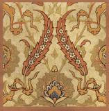 Persian Tiles III Posters par Paula Scaletta