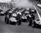 French Grand Prix, c.1965 Posters av Rainer W. Schlegelmilch