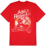 Ferris Bueller's Day Off - Abe Froman T-skjorter