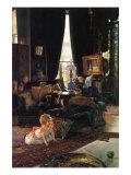 Hide-And-Seek Prints by James Tissot