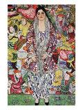 Portrait of Frederika Maria Beer Giclée-Premiumdruck von Gustav Klimt