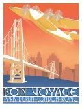 Bon Voyage Giclee Print