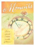 Time is a Friend Giclée-Druck von Flavia Weedn