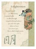 Enlightenment II Giclée-Druck