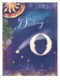 Celestial Destiny Stampa giclée di Flavia Weedn