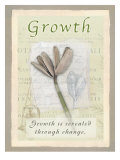Wachstum Giclée-Druck