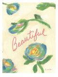 Beautiful Blooms Giclée-Druck von Flavia Weedn