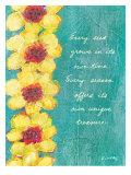 Every Seed Grows Giclée-Druck von Flavia Weedn