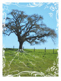 Roots of Happiness Giclée-Druck