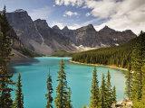Moraine Lake, Banff National Park, UNESCO World Heritage Site, Rocky Mountains, Alberta, Canada Photographic Print by Jochen Schlenker