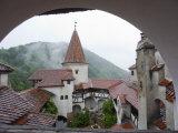 Bran Castle (Dracula Castle), Bran, Transylvania, Romania, Europe Impressão fotográfica por Marco Cristofori