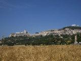 Assisi, Umbria, Italy, Europe Impressão fotográfica por Angelo Cavalli