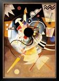 One Center Pôsters por Wassily Kandinsky