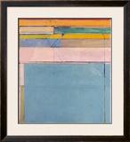 Ocean Park 116, 1979 Posters por Richard Diebenkorn