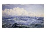 Bright Morning after a Breeze, 1893 Giclée-tryk af Henry Moore
