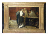 The Armourer's Shop, 1866 (Scene in Ancient Rome) Giclee Print by Sir Lawrence Alma-Tadema