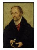 Portrait of Philipp Melanchton Giclee Print by Lucas Cranach the Elder