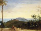 Fort George Granada from Hyde Park Giclee Print by Joseph Bartholomew Kidd
