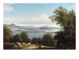 Loch Lomond Giclee Print by John Knox