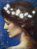 Night, c.1880-85 ジクレープリント : エドワード・ロバート・ヒューズ