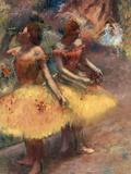 Deux Danseuses, c.1891 Lámina giclée por Edgar Degas