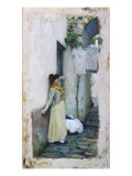 Resting Giclee Print by John William Waterhouse