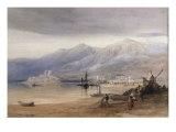 Castle Moil, Isle of Skye Giclee Print by Thomas Miles Richardson