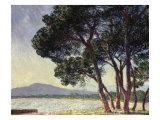La Plage de Juan-Les-Pins, 1888 Impressão giclée por Claude Monet