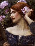 Vanity (Vanitas) Giclee Print by John William Waterhouse