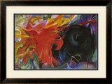 Constellation Prints by Franz Marc