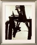 Untitled, 1957 Arte por Franz Kline