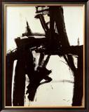 Untitled, 1957 Pôsteres por Franz Kline