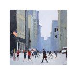 5th Avenue, New York Plakater af Jon Barker