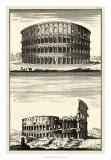 El Coliseo Lámina giclée por Denis Diderot