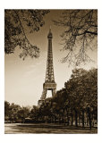 An Afternoon Stroll in Paris II Prints by Jeff Maihara