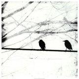 Silver Days I Posters par Ingrid Blixt