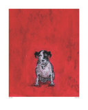 Small Dog Posters by Sam Toft