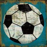 Ball IV Pósters por Mo Mullan