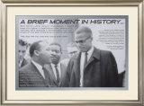 Famous Americans - Black History 6 Prints